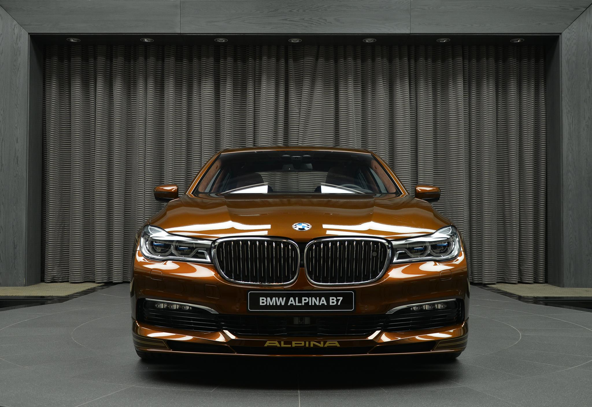 Alpina B7 BiTurbo brown (7)