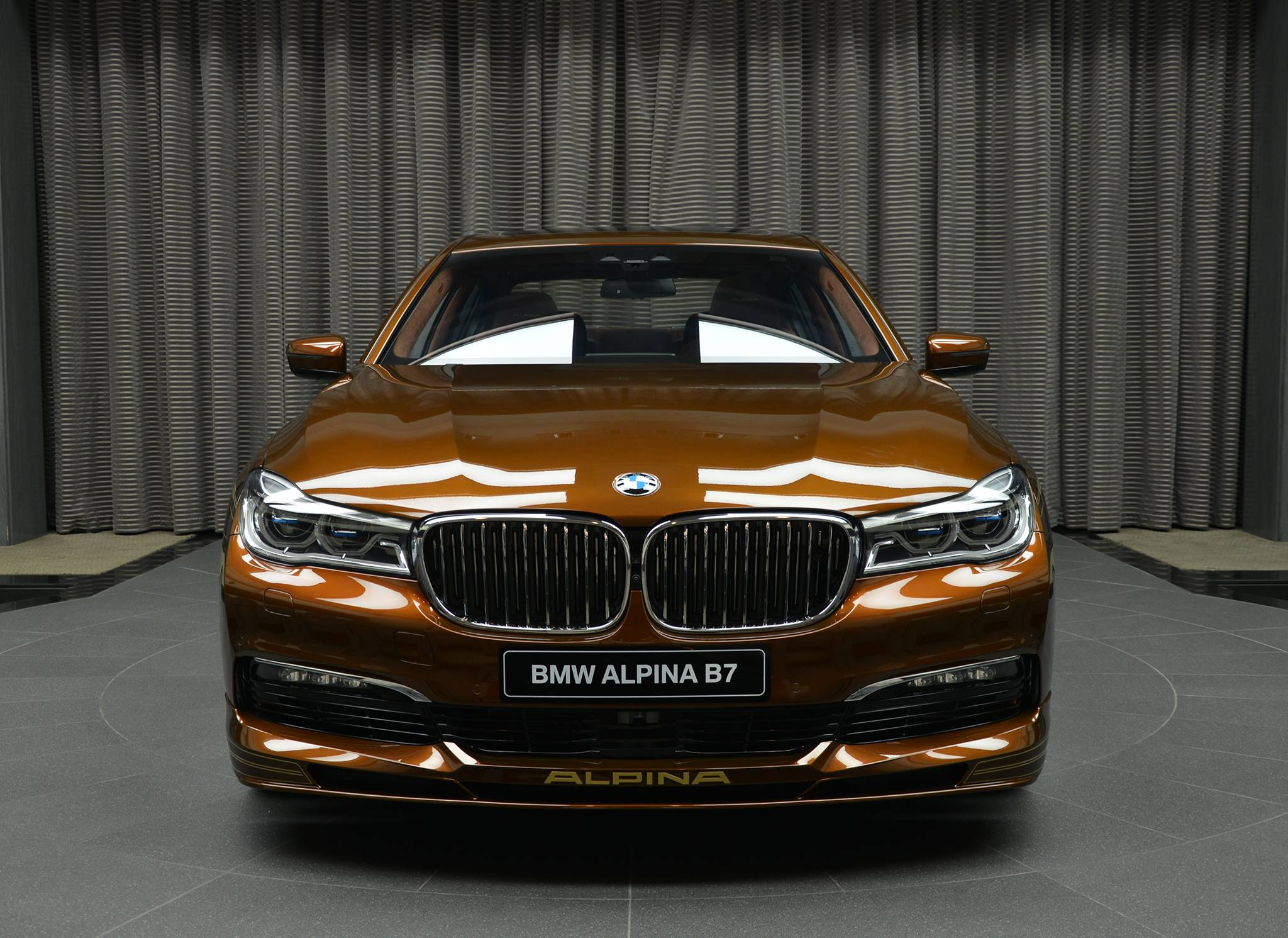 Alpina B7 BiTurbo brown (9)