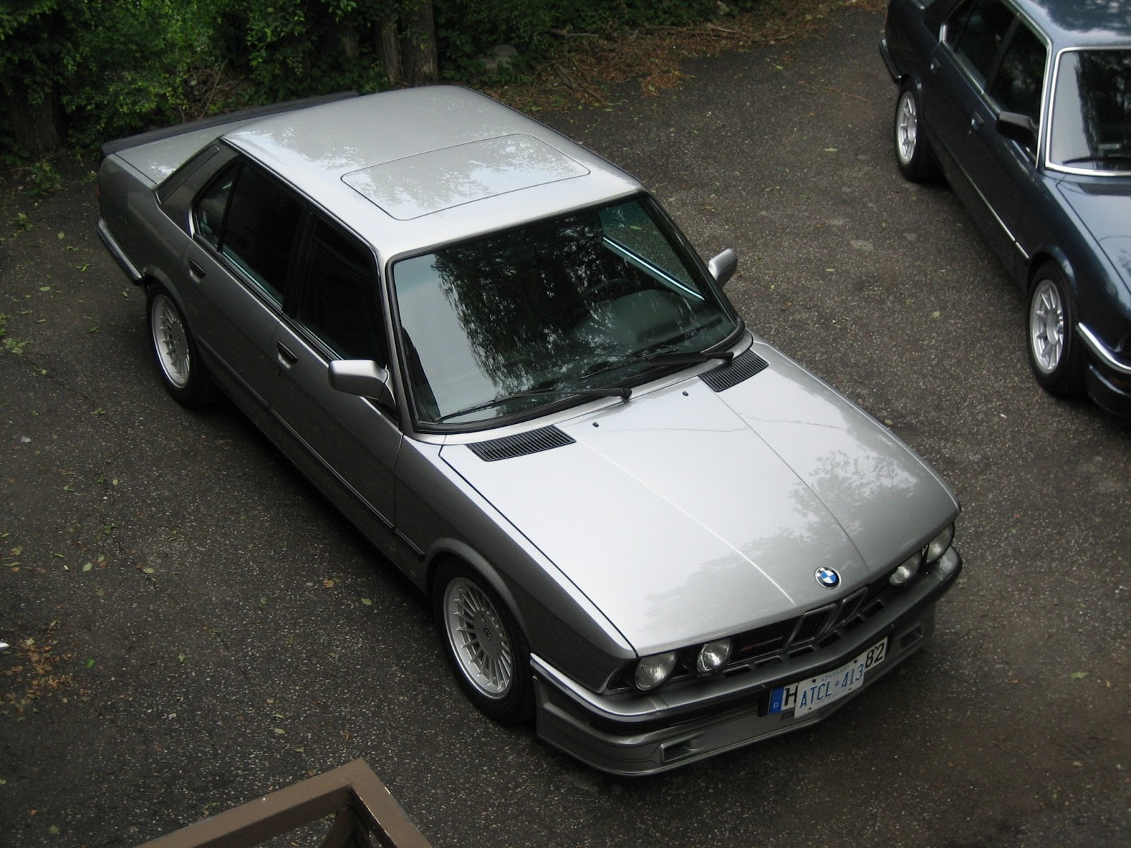 Alpina B7 Turbo 1986 for sale (10)