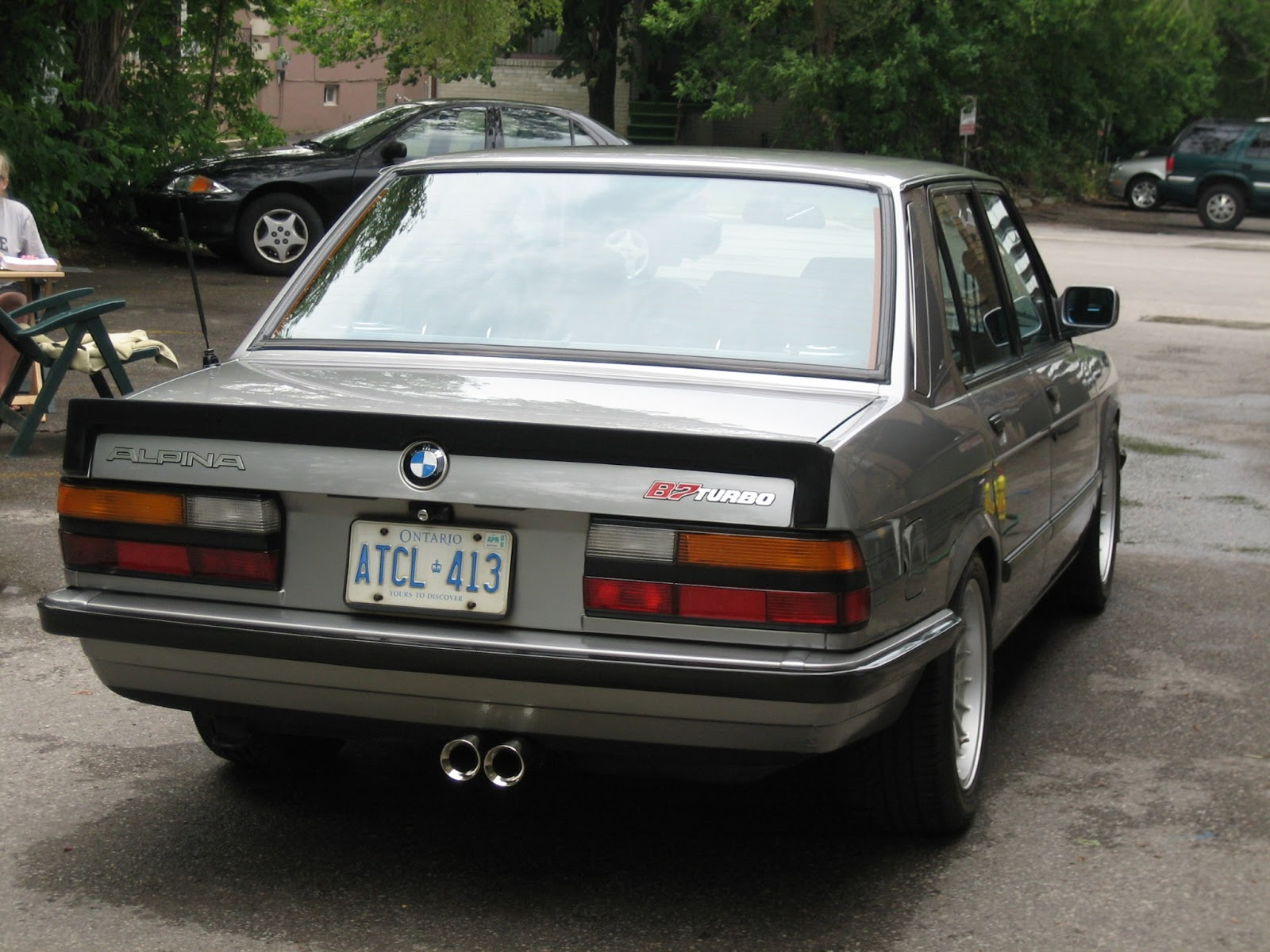 Alpina B7 Turbo 1986 for sale (5)