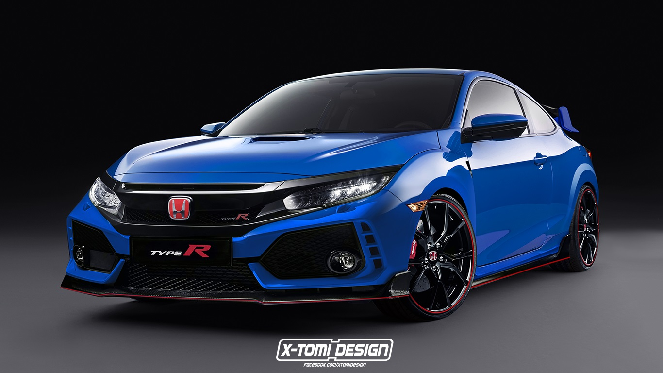 Honda Civic Type-R Coupe2