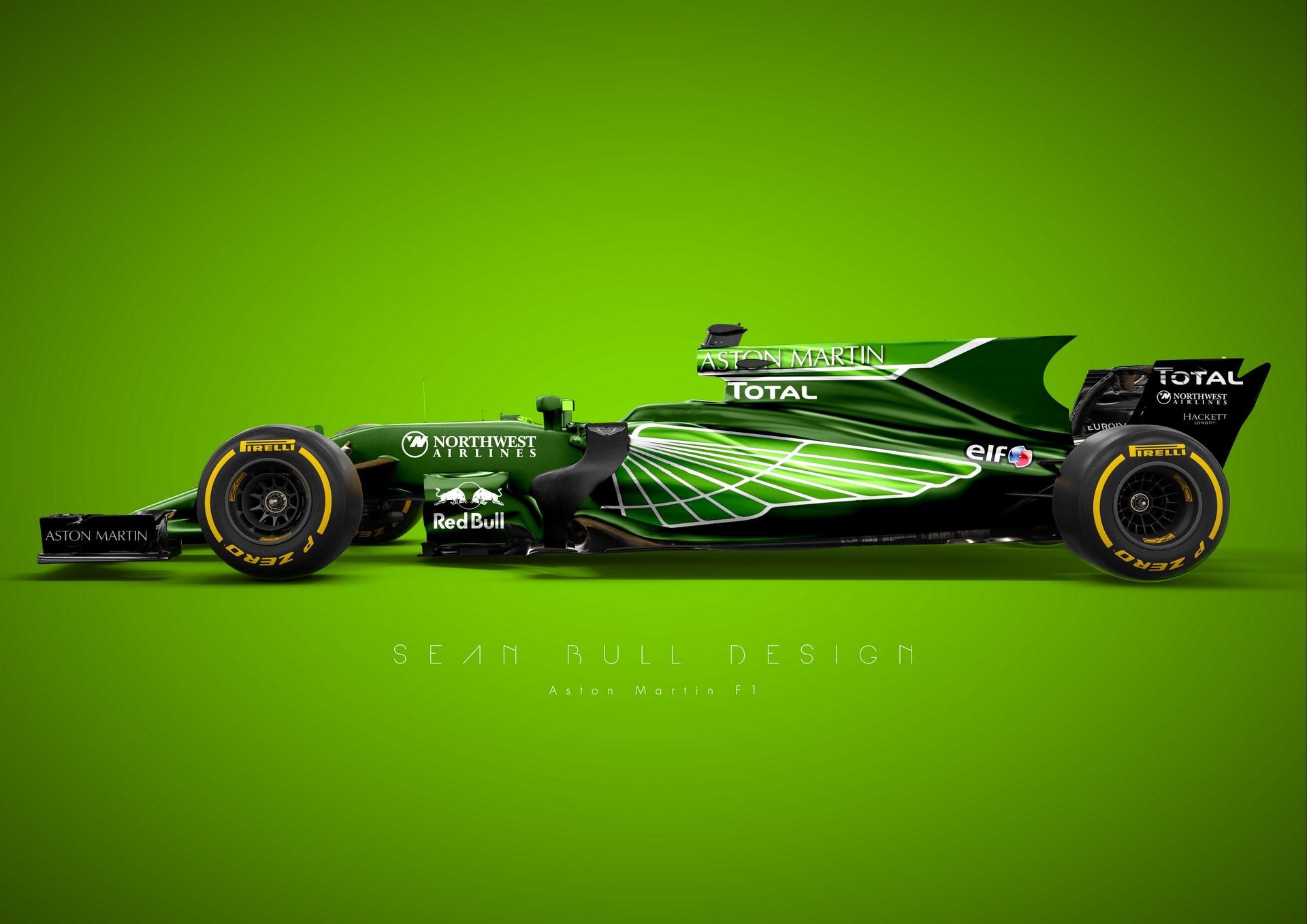 Aston Martin F1 (2)