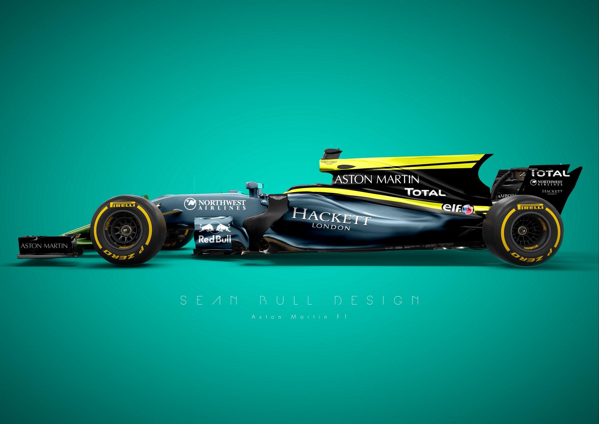 Aston Martin F1 (3)