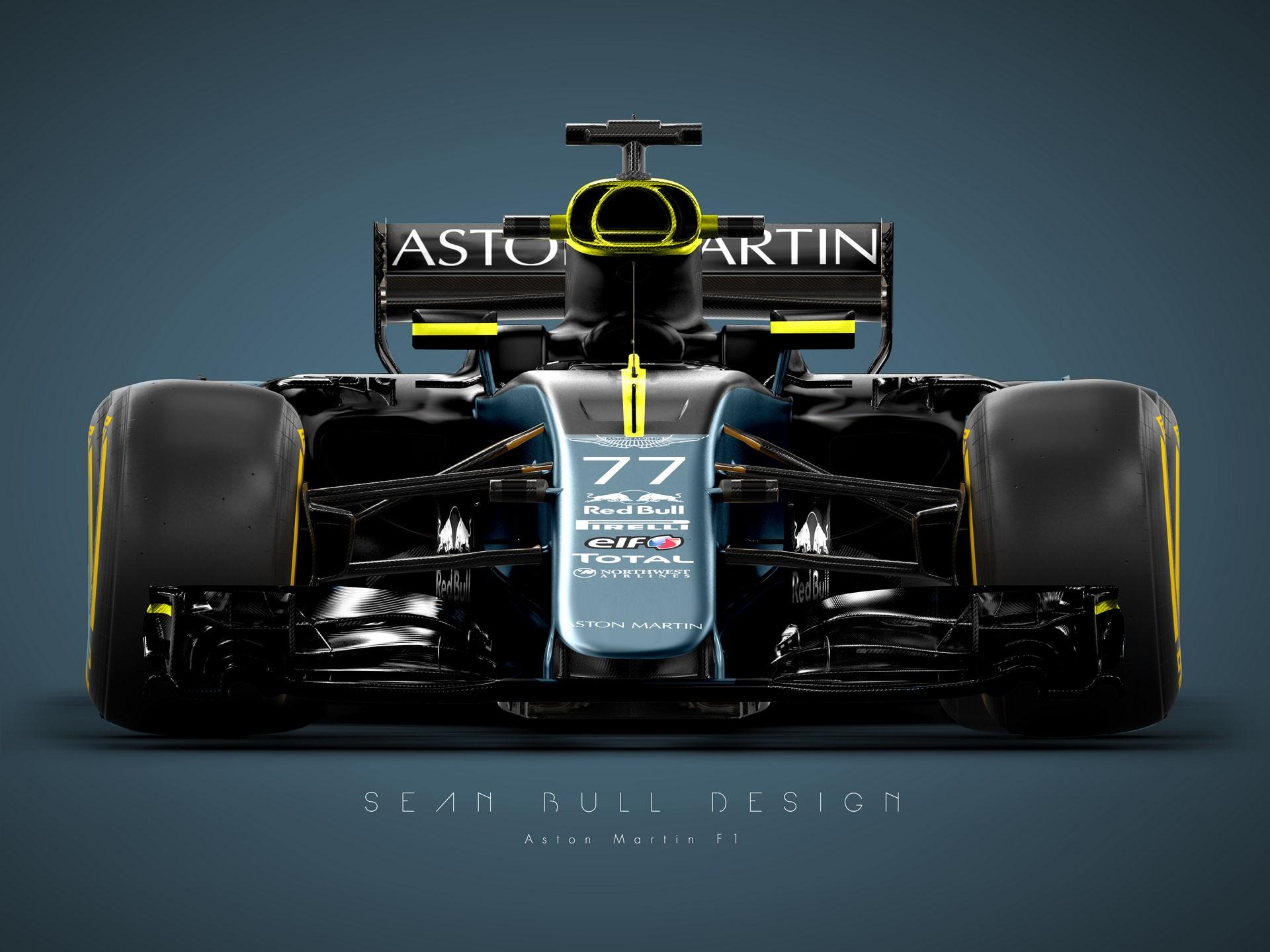 Aston Martin F1 (6)