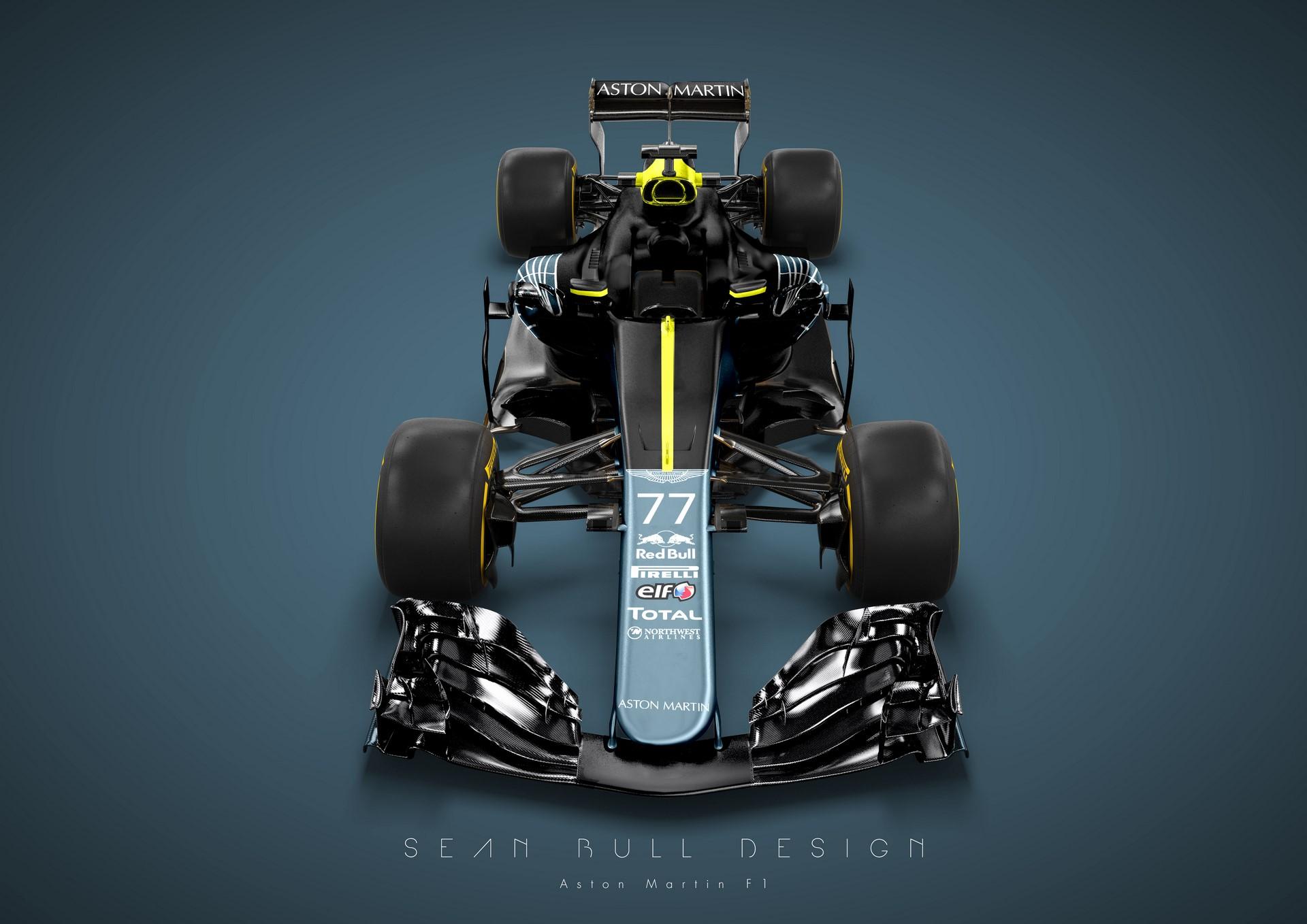 Aston Martin F1 (7)