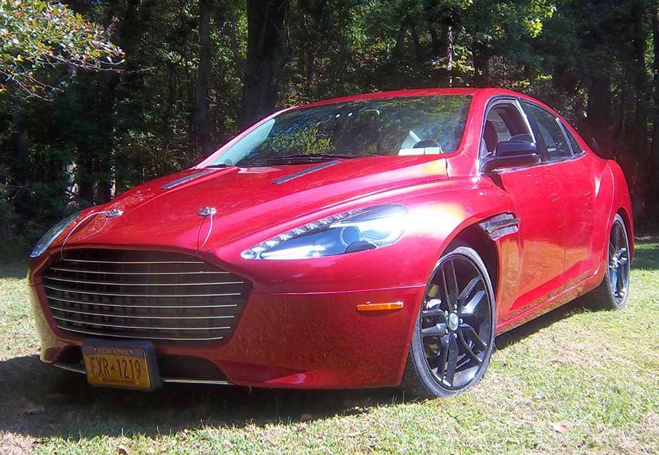 Aston Martin Rapide Zagato replicar (2)