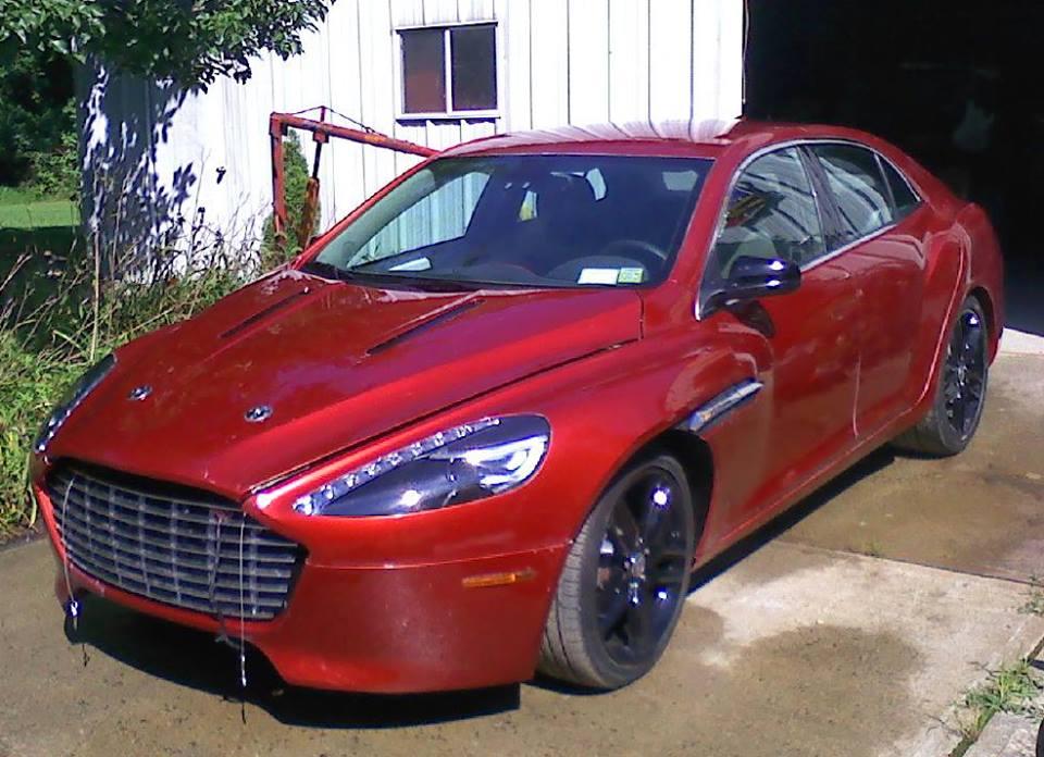 Aston Martin Rapide Zagato replicar (3)