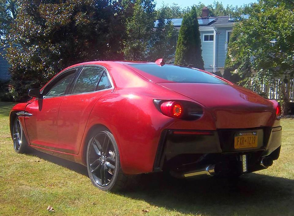 Aston Martin Rapide Zagato replicar (4)