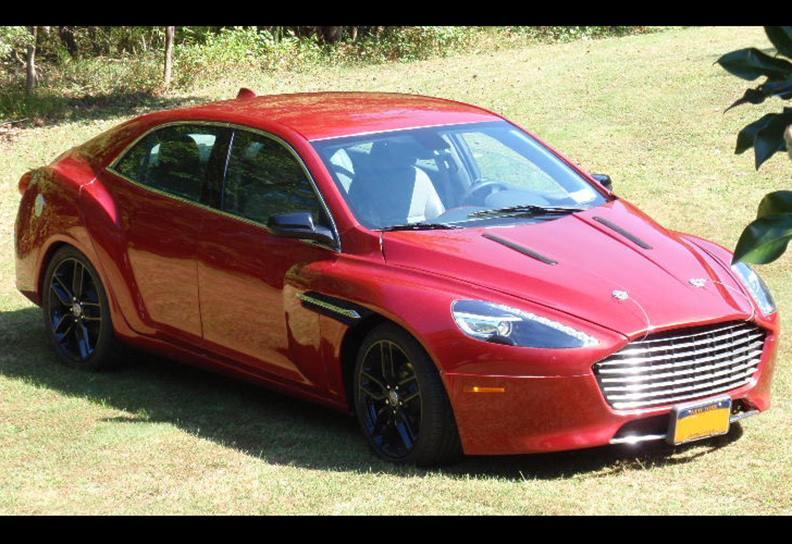Aston Martin Rapide Zagato replicar (5)