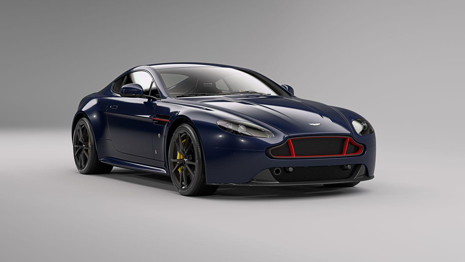 Aston Martin V8 and V12 Vantage Red Bull Racing Editions (1)