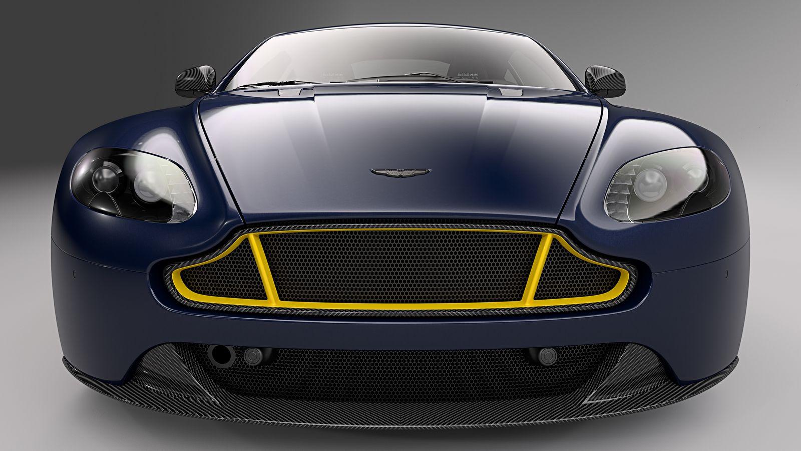 Aston Martin V8 and V12 Vantage Red Bull Racing Editions (10)