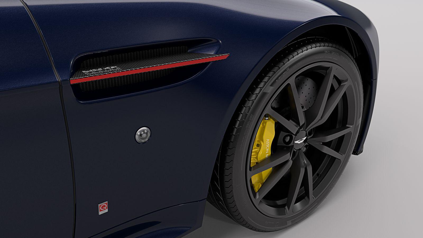 Aston Martin V8 and V12 Vantage Red Bull Racing Editions (12)