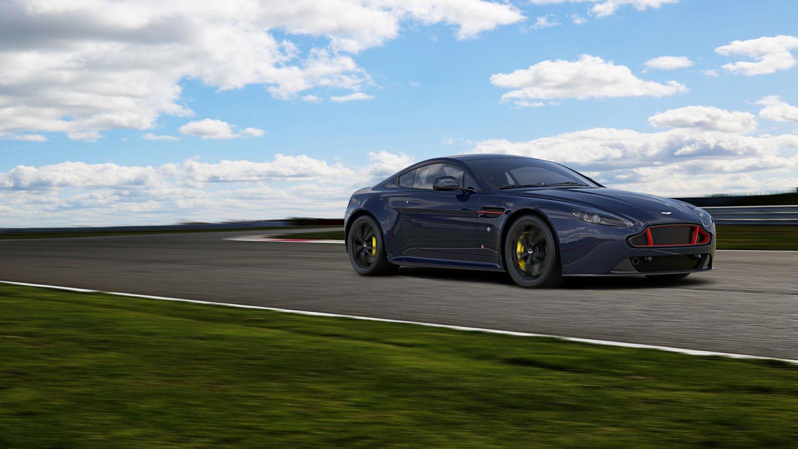 Aston Martin V8 and V12 Vantage Red Bull Racing Editions (17)