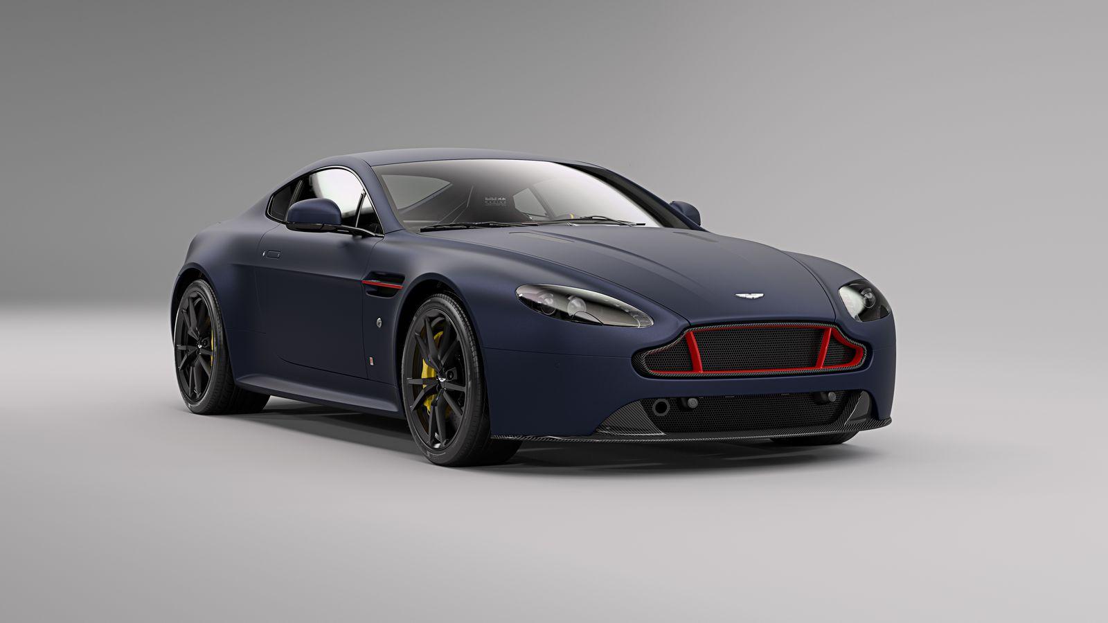 Aston Martin V8 and V12 Vantage Red Bull Racing Editions (2)
