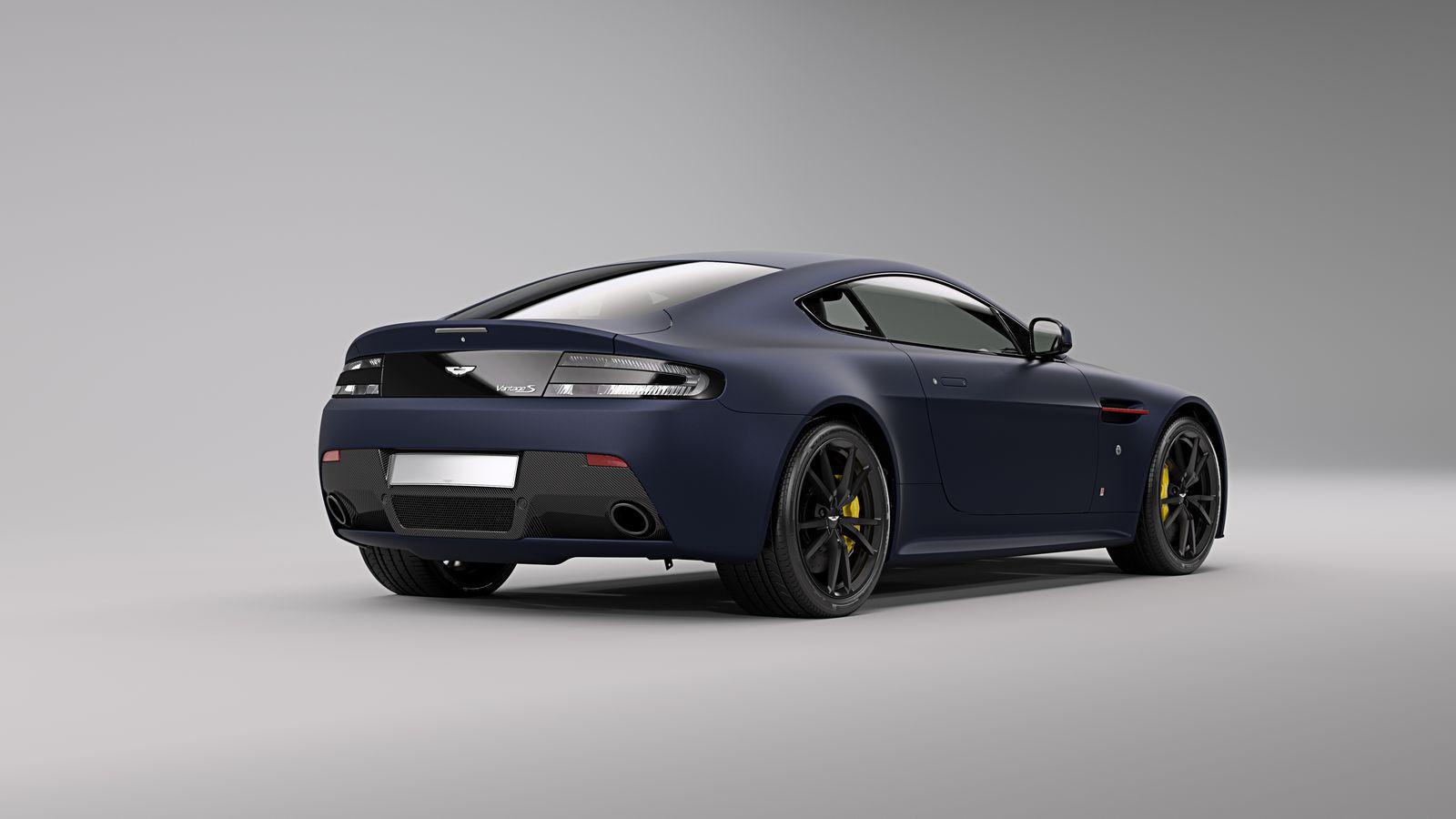 Aston Martin V8 and V12 Vantage Red Bull Racing Editions (5)