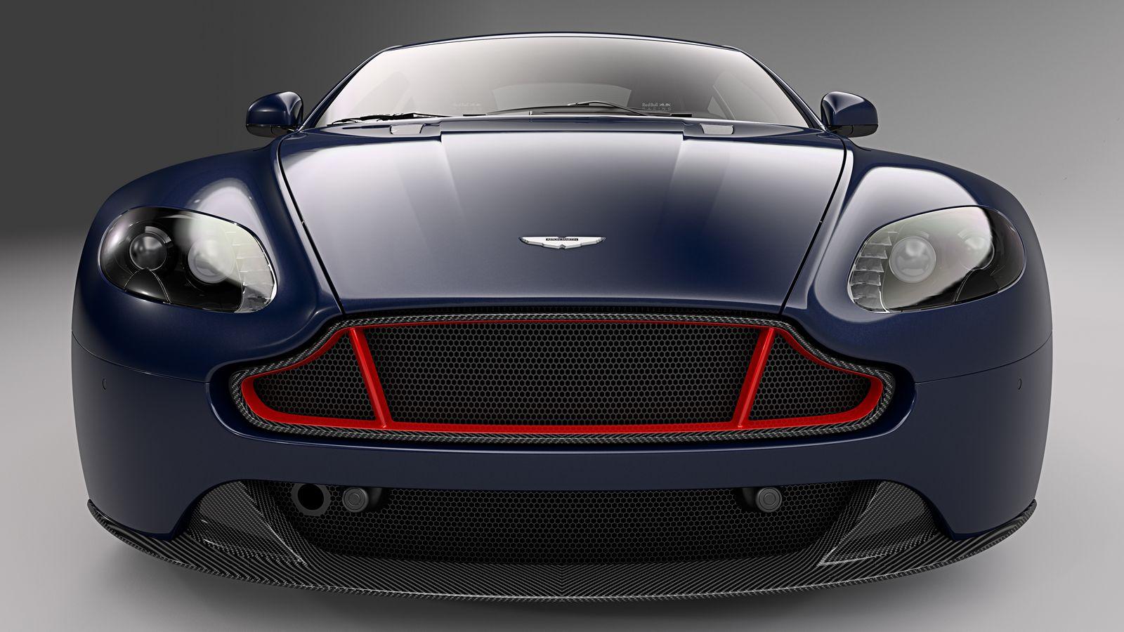 Aston Martin V8 and V12 Vantage Red Bull Racing Editions (9)