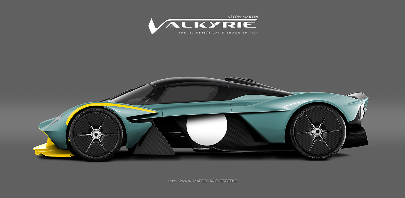 Aston Martin Valkyrie Livery Volante and AMR concepts (20)
