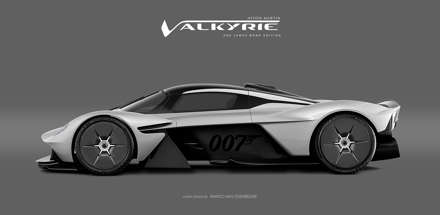 Aston Martin Valkyrie Livery Volante and AMR concepts (64)