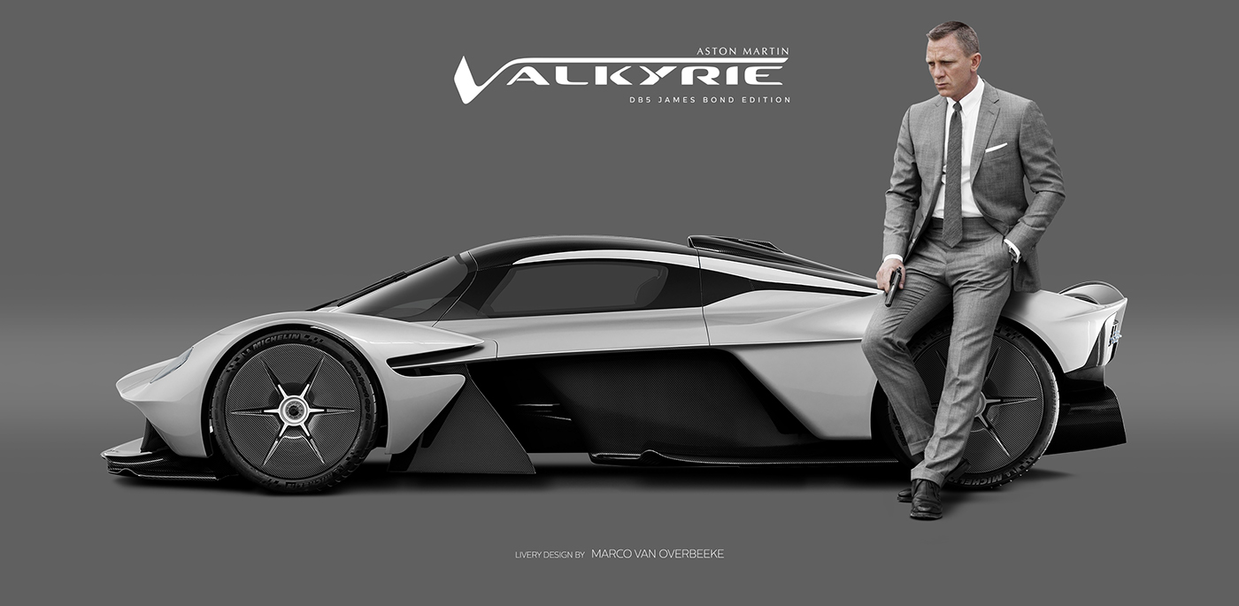 Aston Martin Valkyrie Livery Volante and AMR concepts (73)