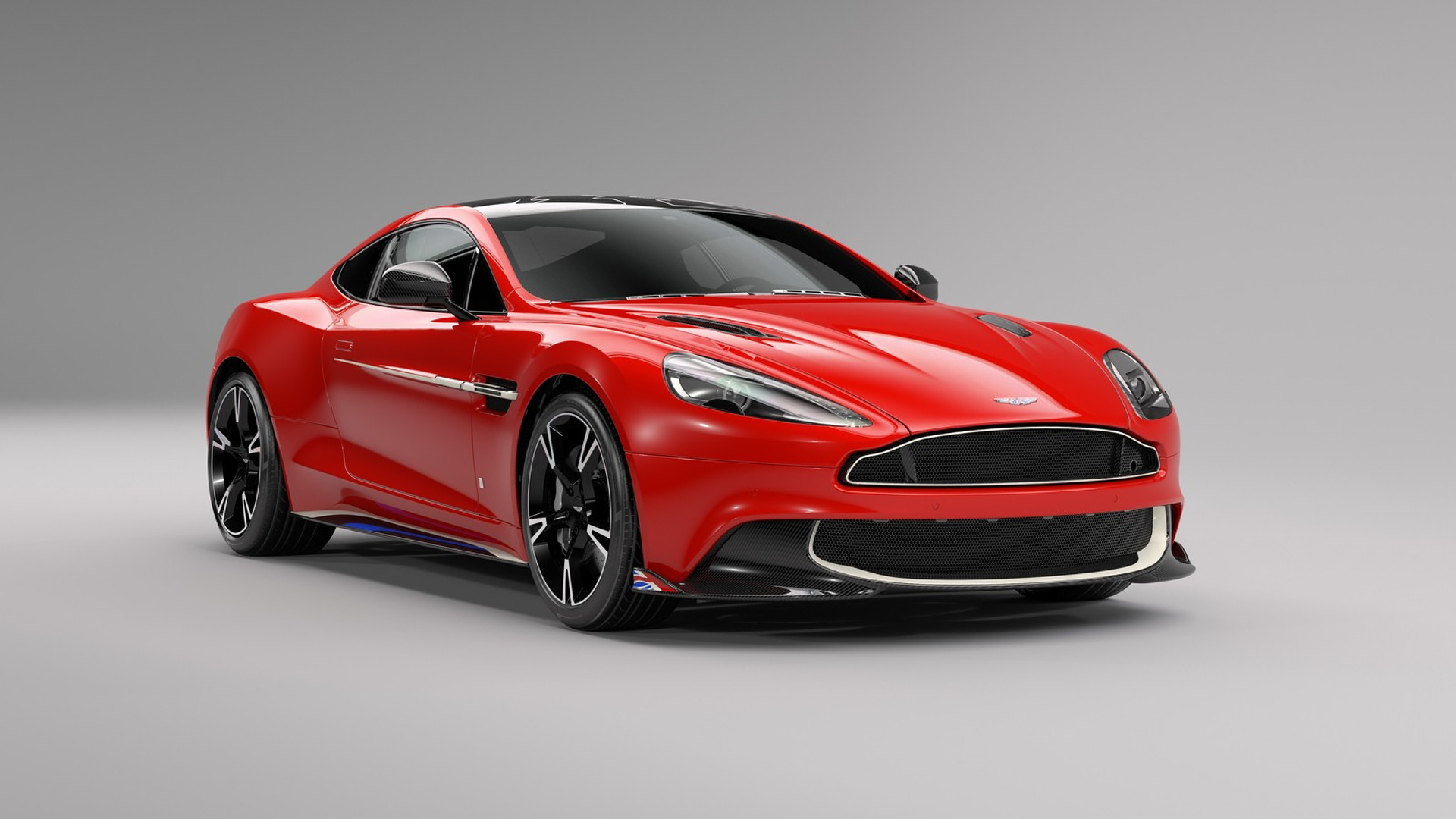 Aston Martin Vanquish S Red Arrows Edition (1)