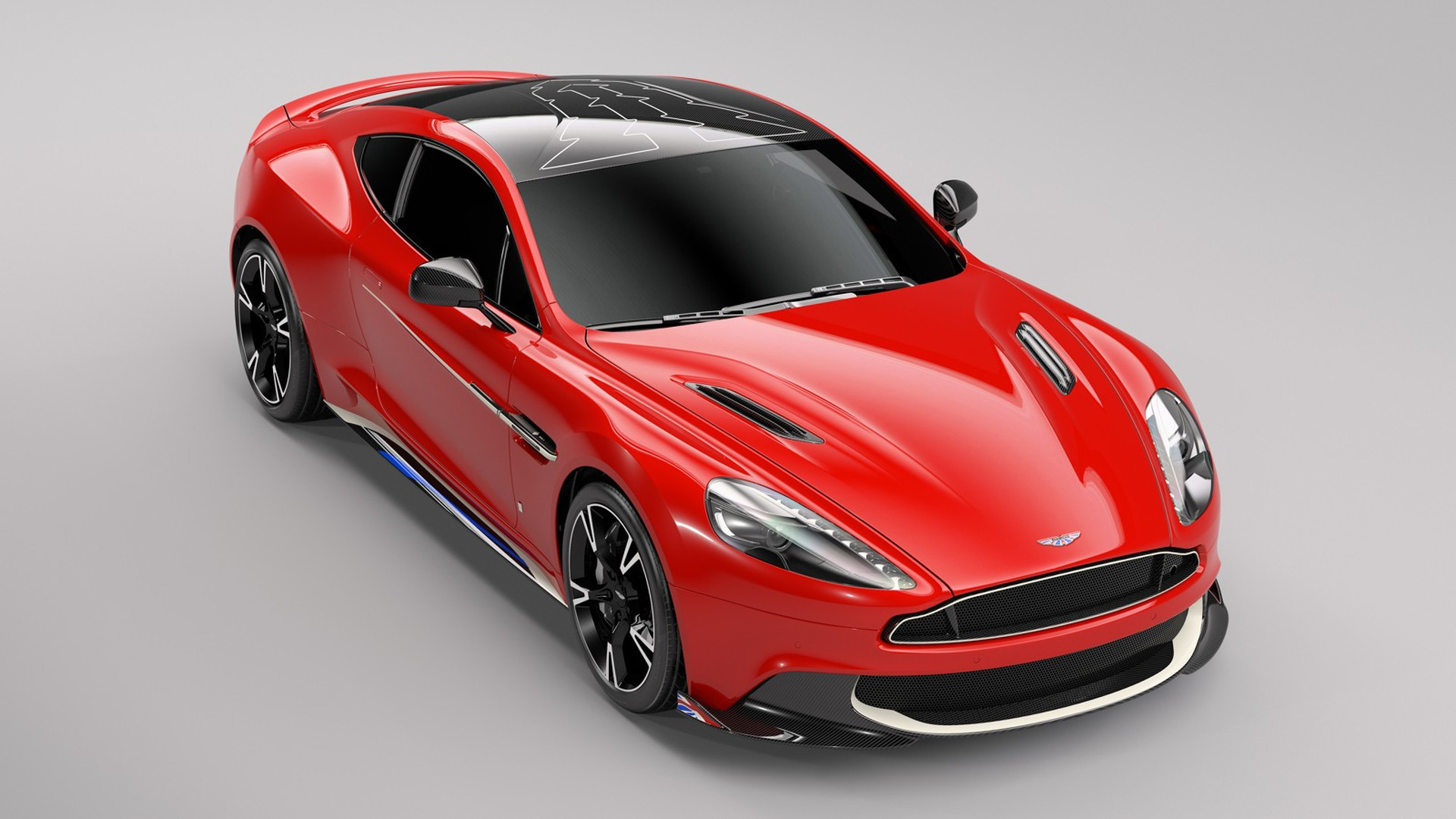Aston Martin Vanquish S Red Arrows Edition (2)