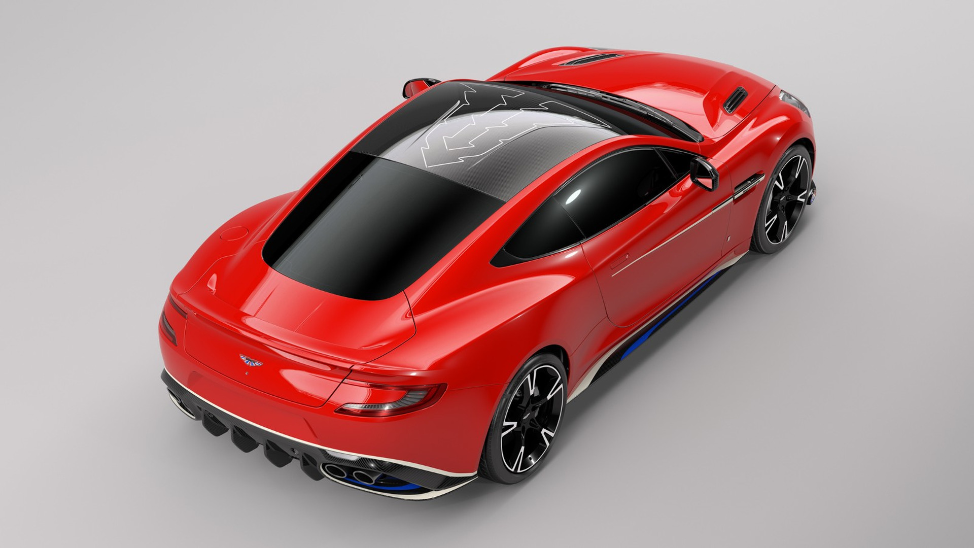 Aston Martin Vanquish S Red Arrows Edition (3)