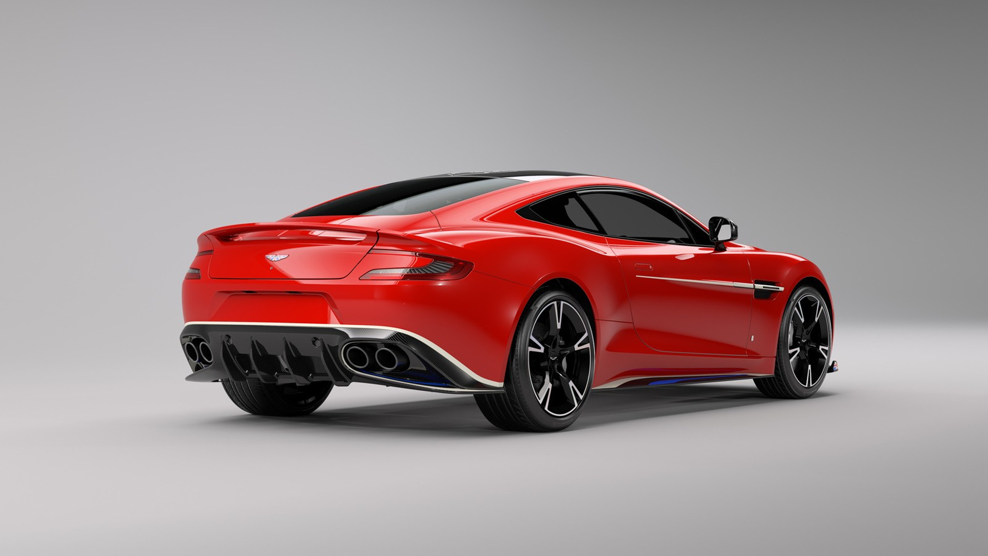 aston martin vanquish s red arrows edition. Black Bedroom Furniture Sets. Home Design Ideas