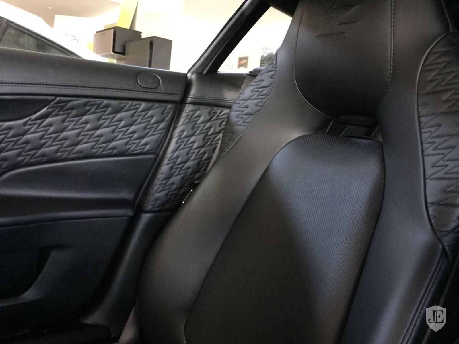 Aston Martin Vanquish Zagato yellow (6)