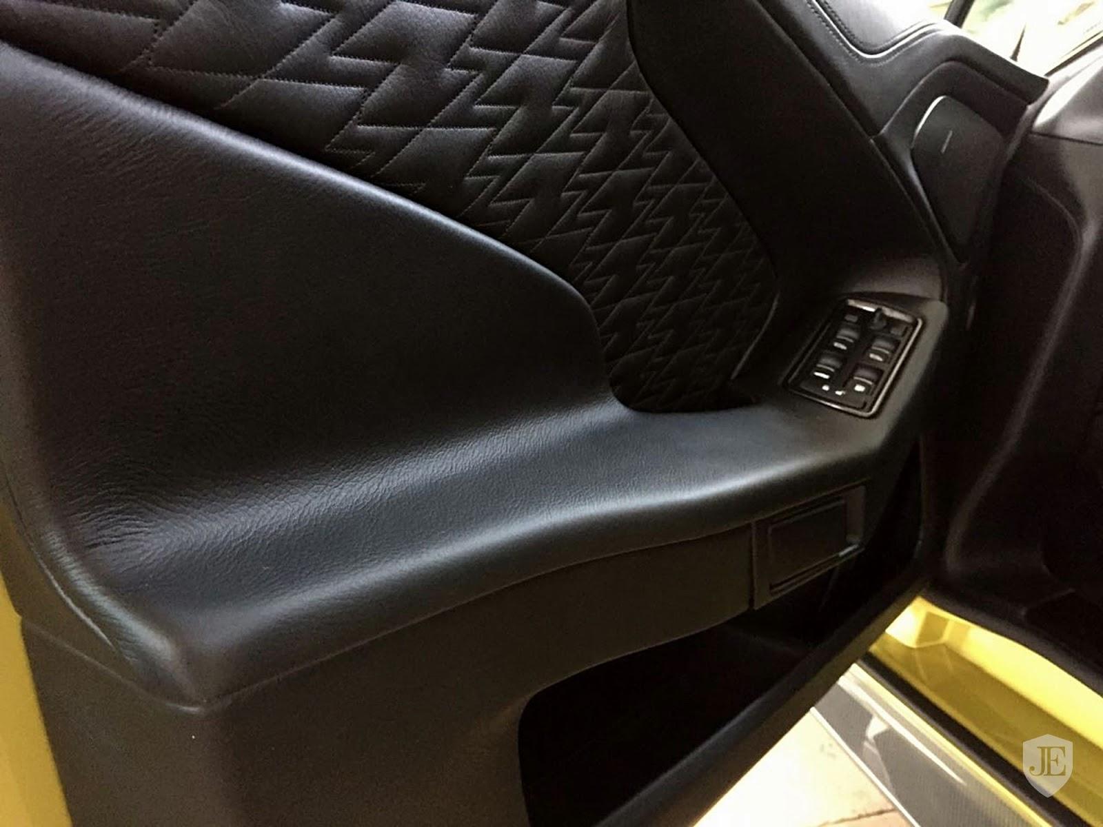 Aston Martin Vanquish Zagato yellow (7)