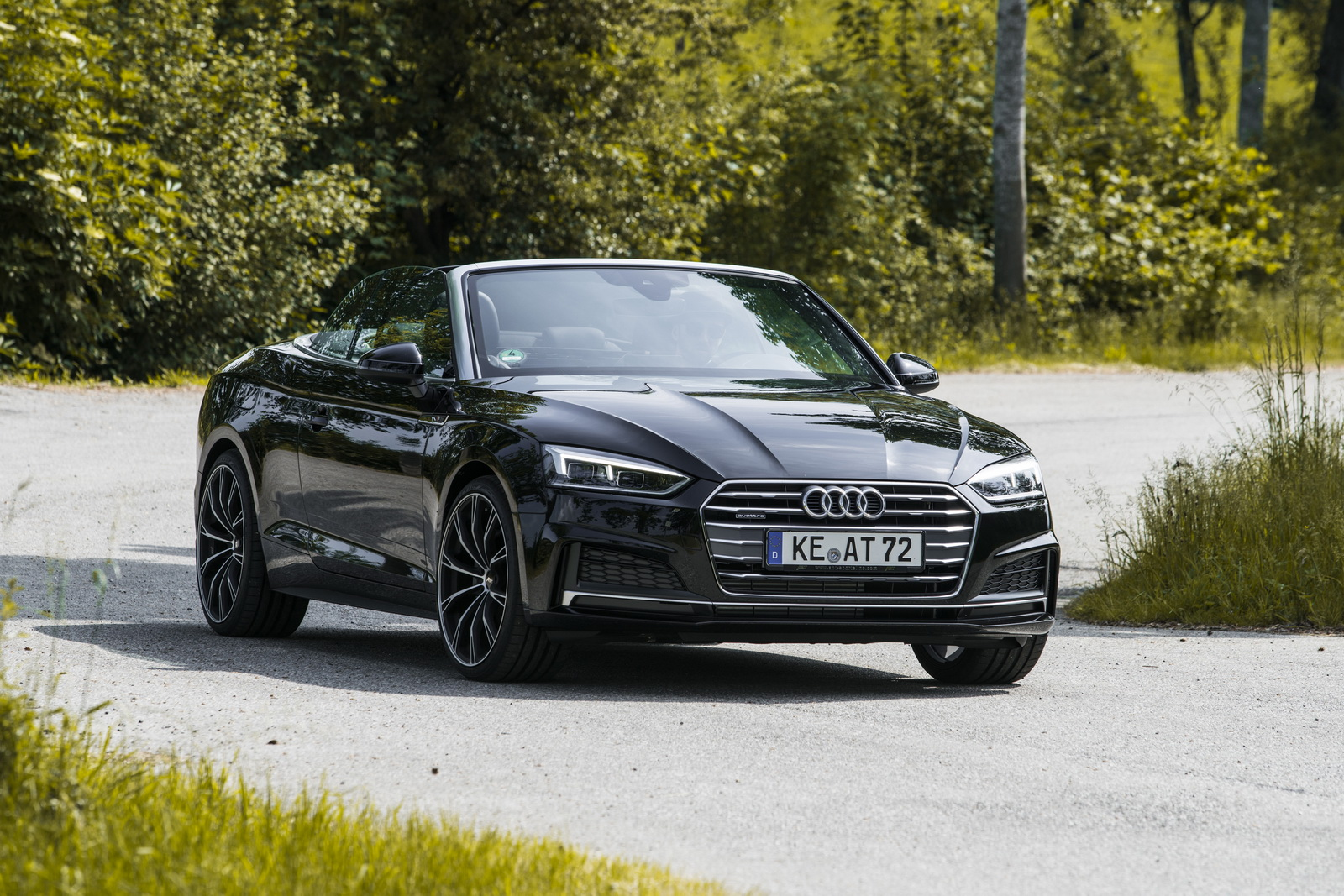 Audi A5 Cabriolet by ABT (1)