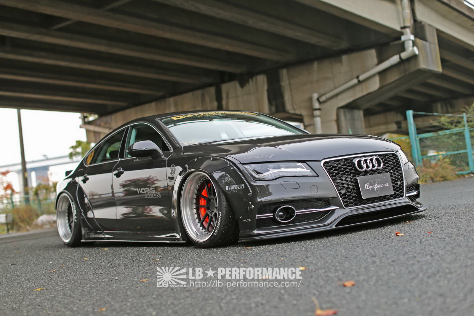 Audi A7 by Liberty Walk (1)