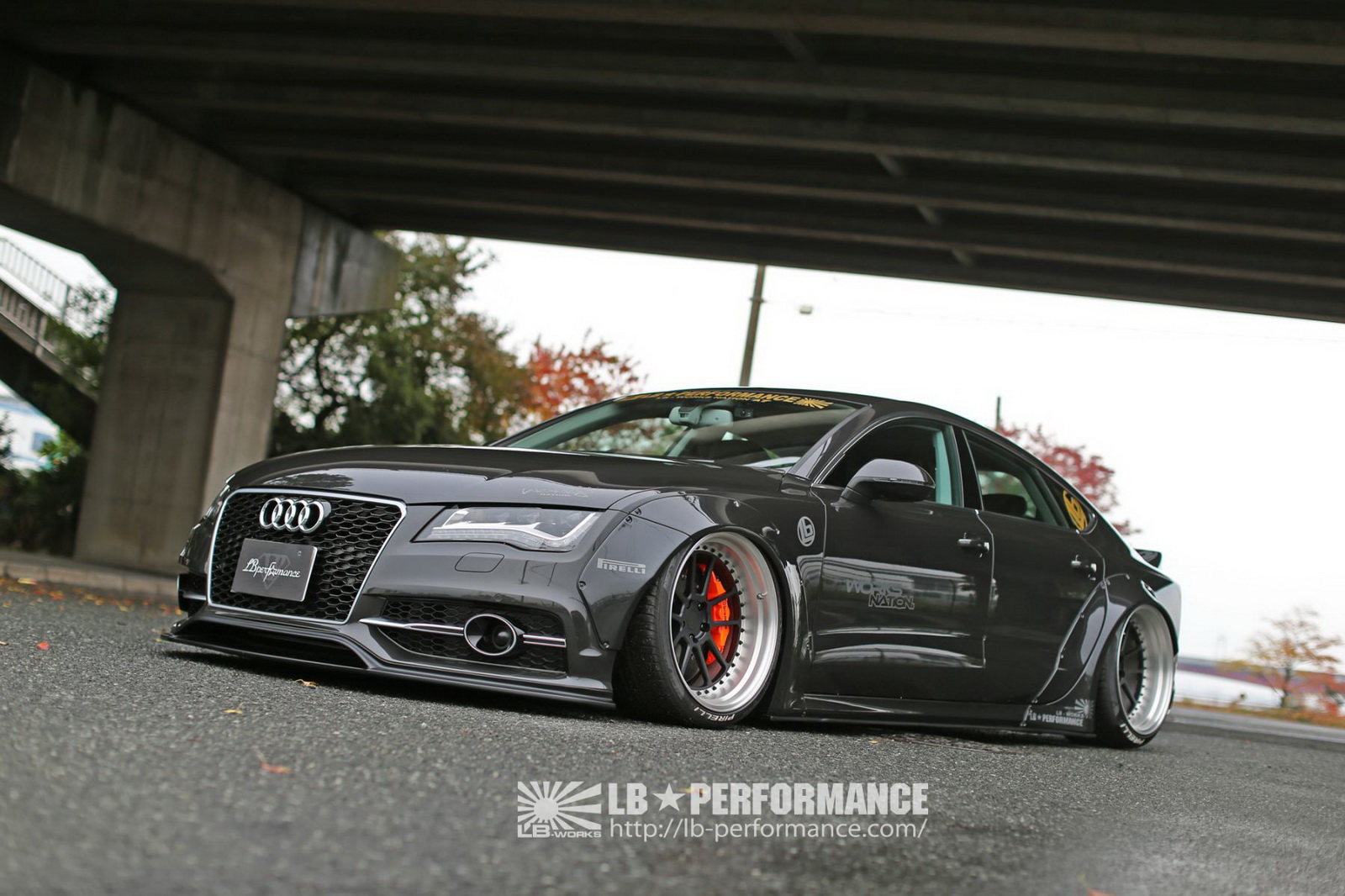 Audi A7 by Liberty Walk (2)