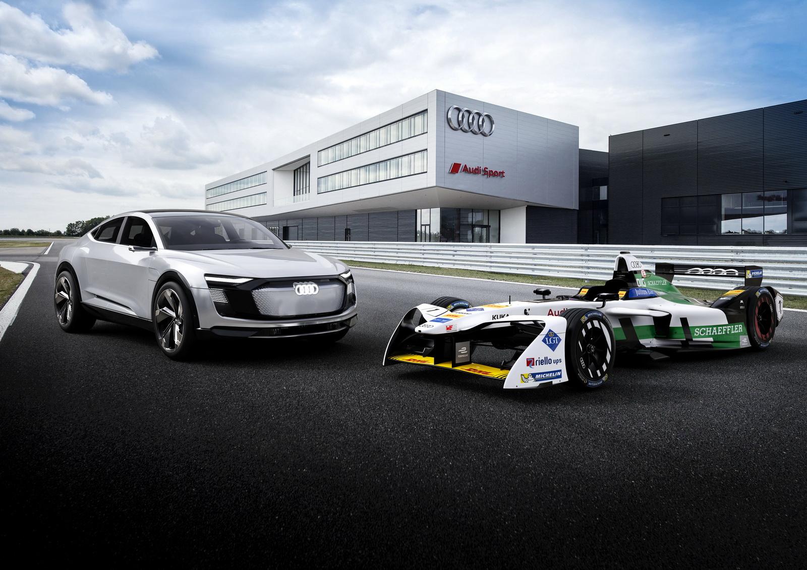 Audi e-tron, Audi e-tron FE04 #1 (Audi Sport ABT Schaeffler), Lucas di Grassi