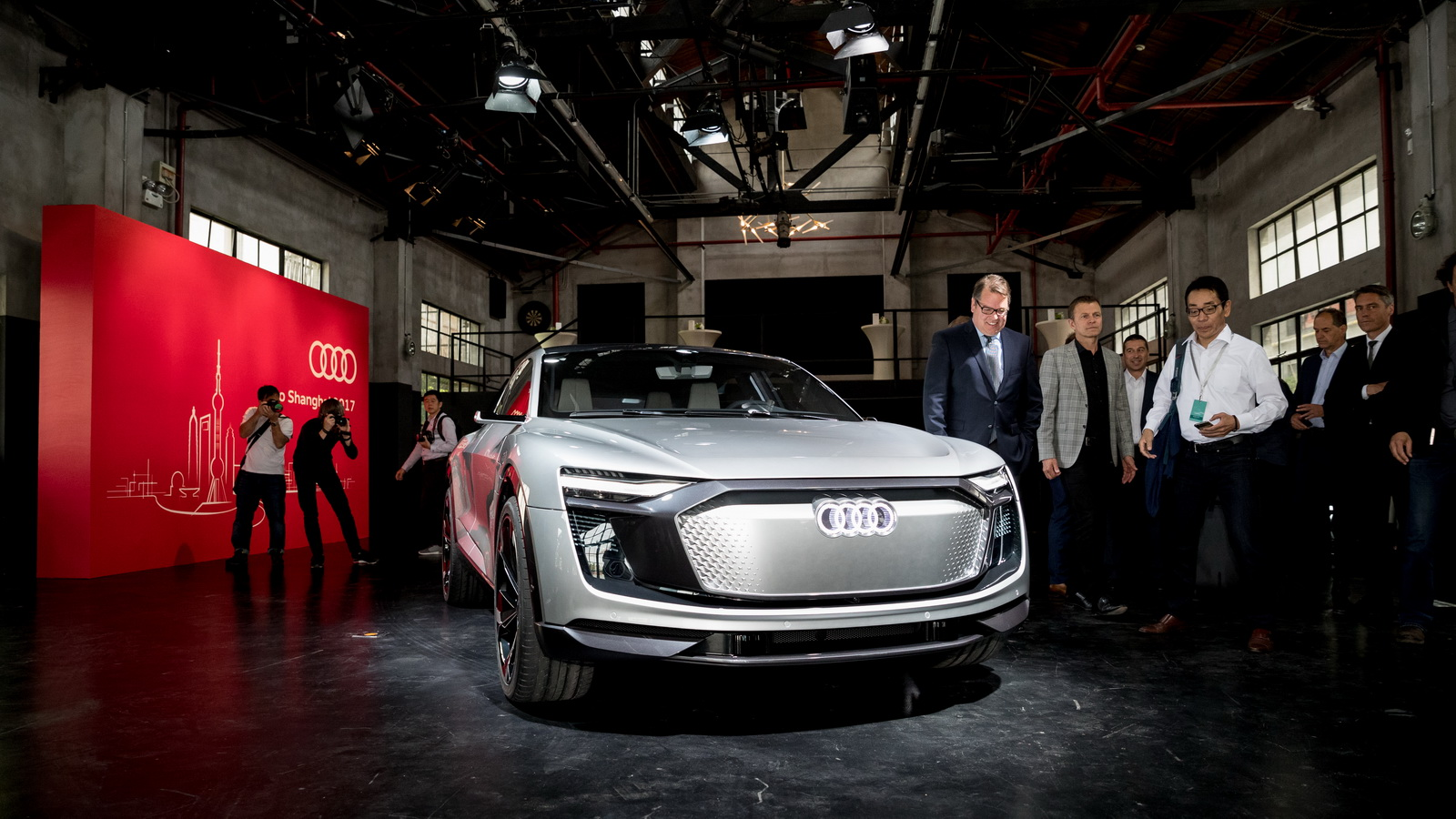 Audi e-tron Sportback concept (45)