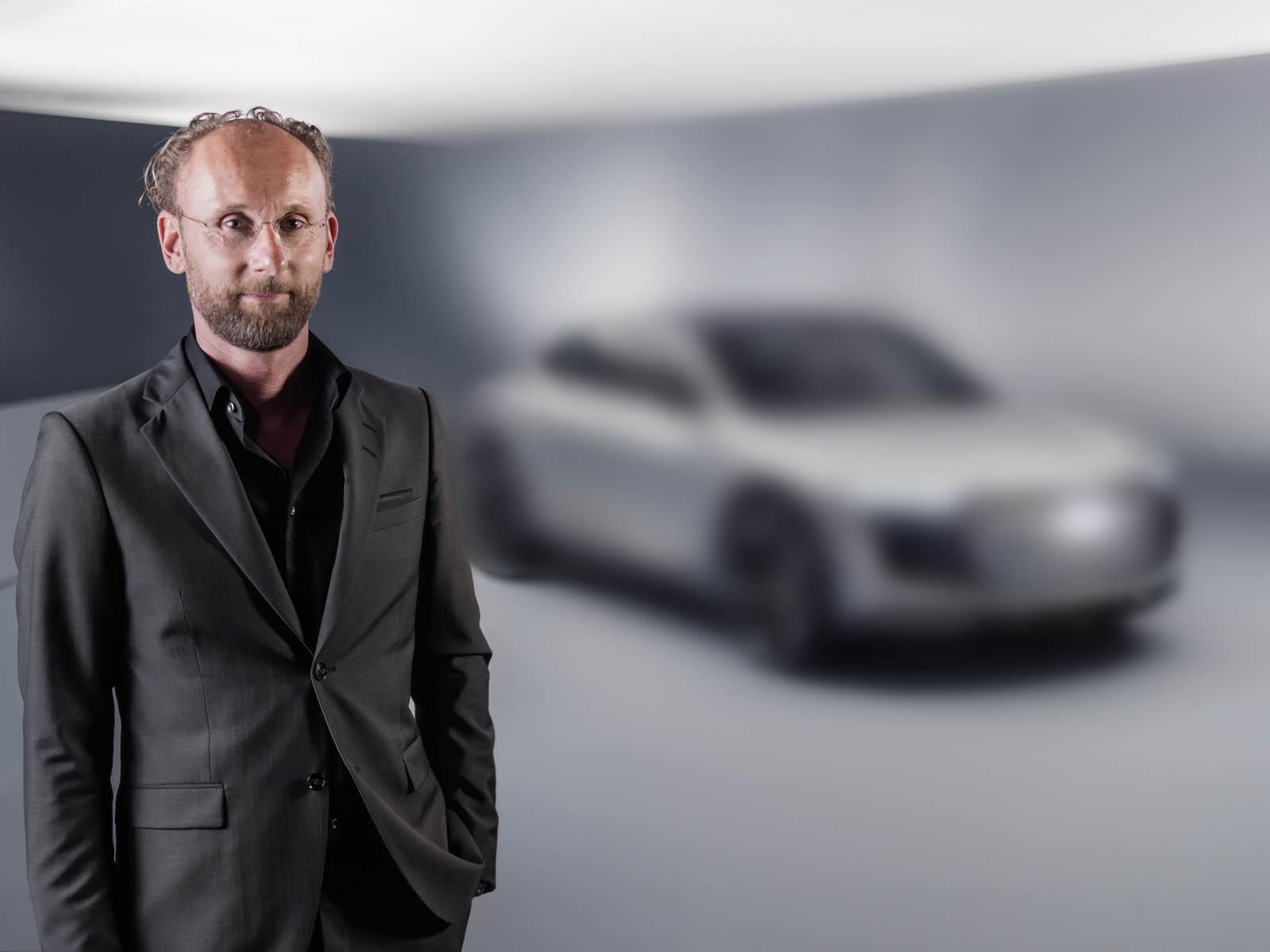 Marc Lichte, Head of Design, AUDI AG