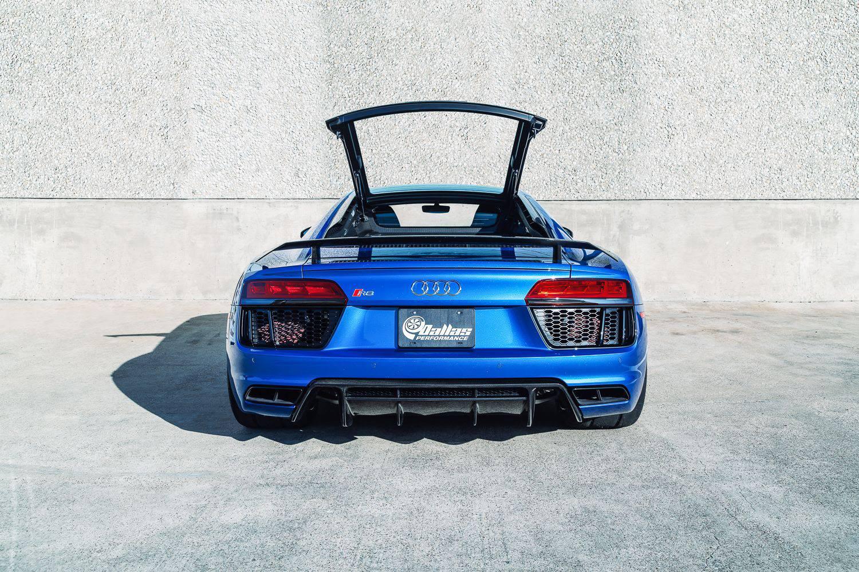Audi R8 V10 Plus Twin Turbo by Dallas Performance (5)
