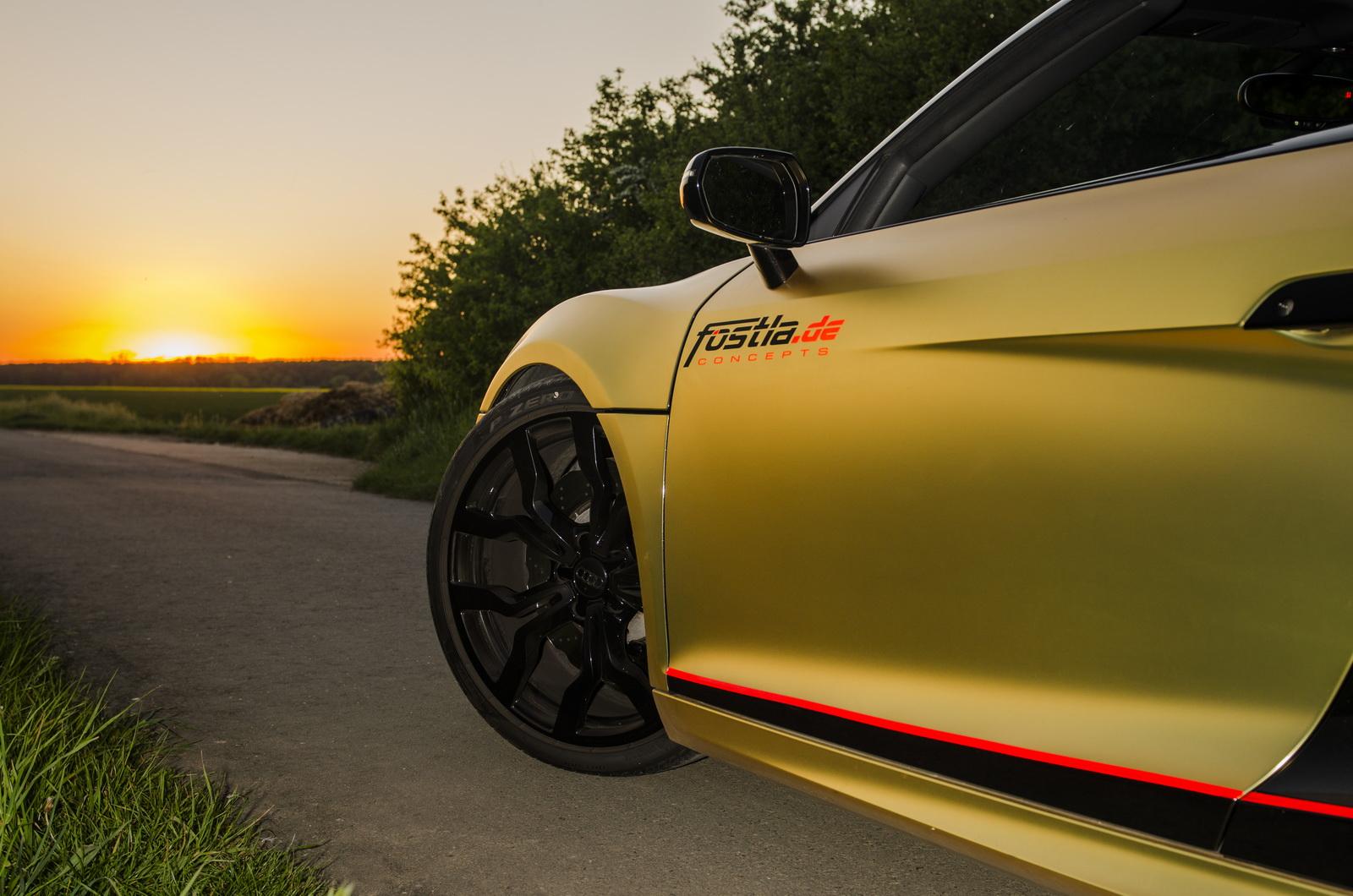 Audi R8 V10 Spyder by Fostla (10)