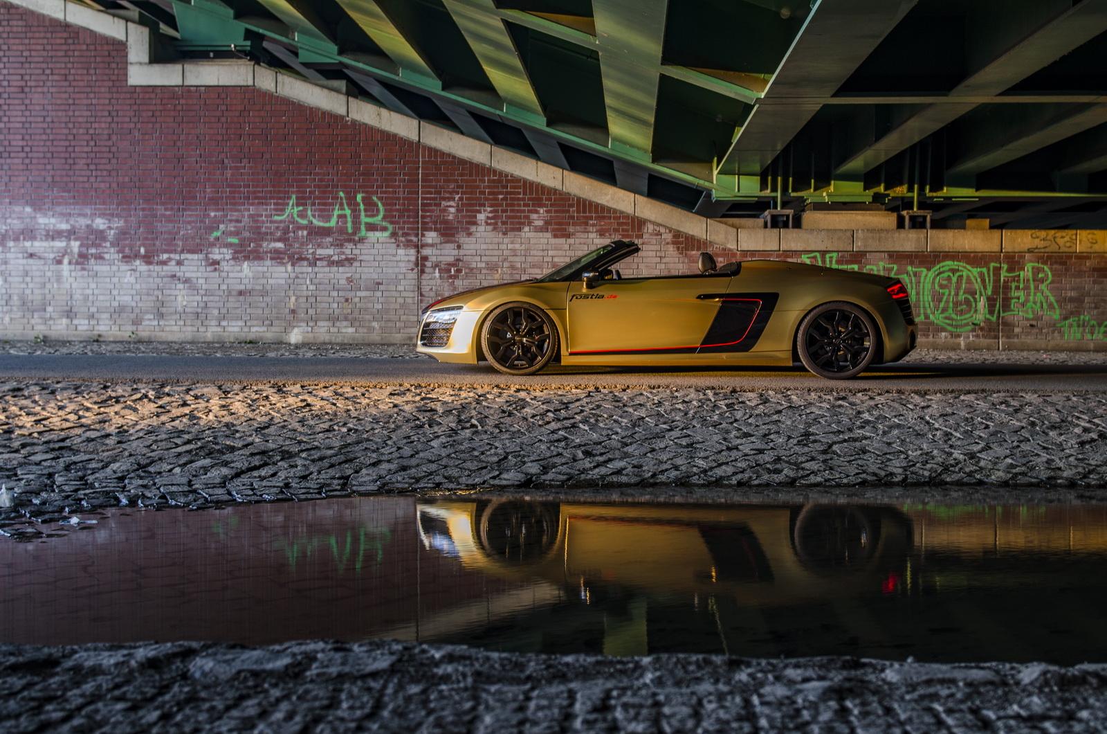 Audi R8 V10 Spyder by Fostla (5)