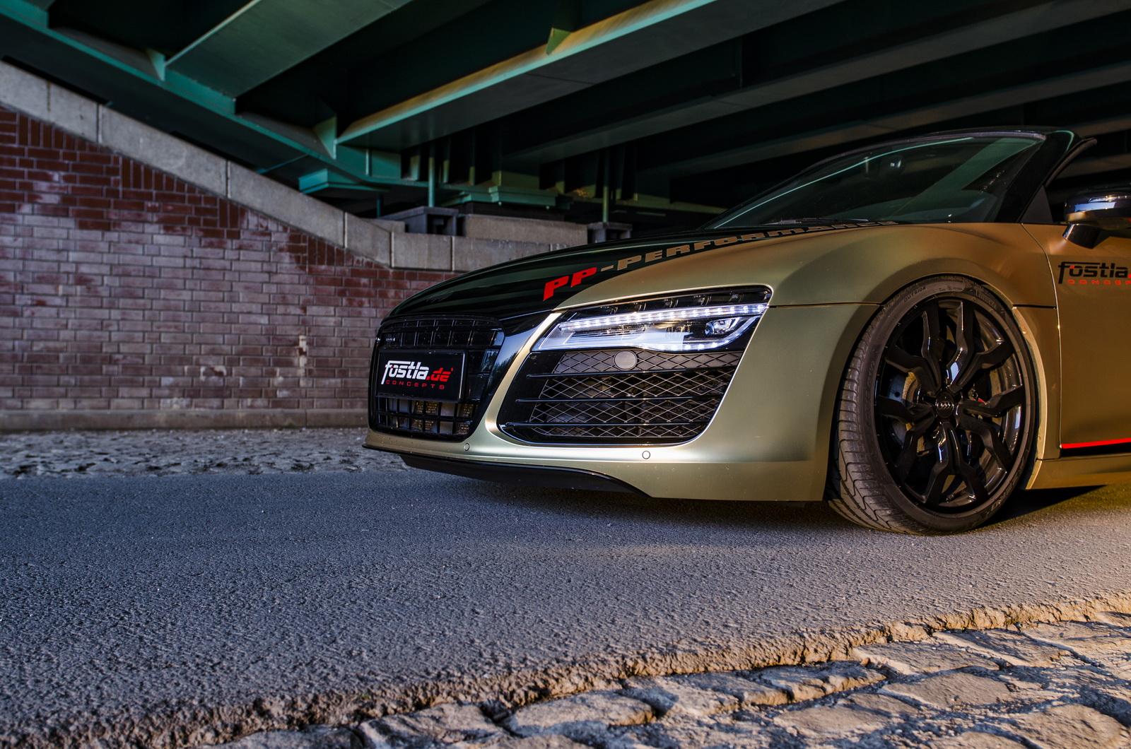 Audi R8 V10 Spyder by Fostla (7)