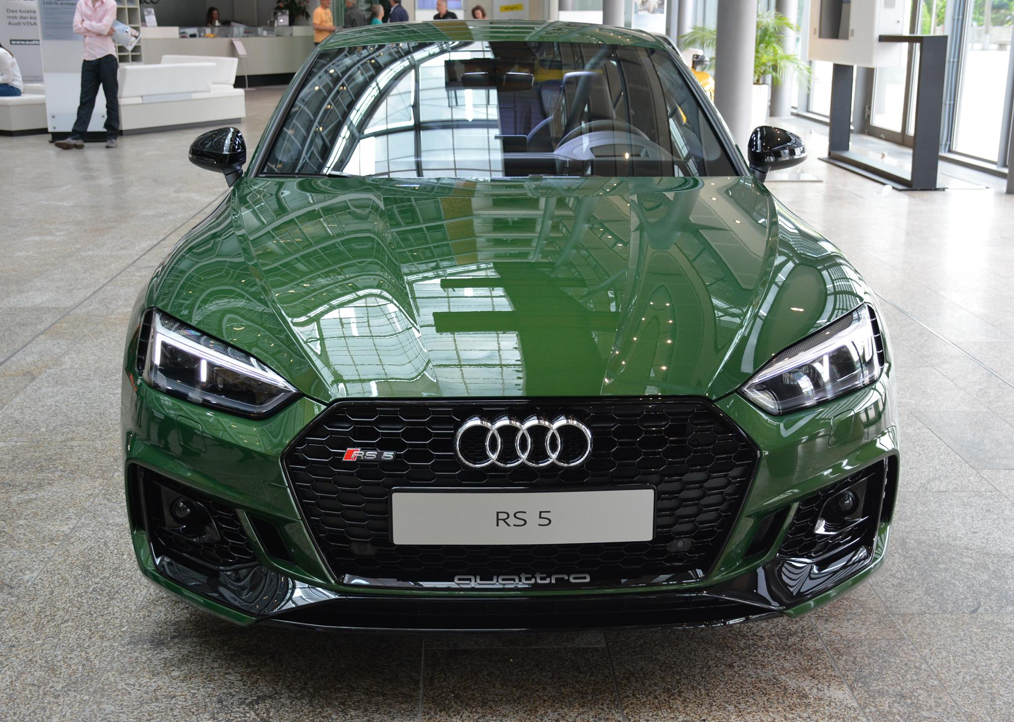 Audi RS5 Sonoma Green (1)