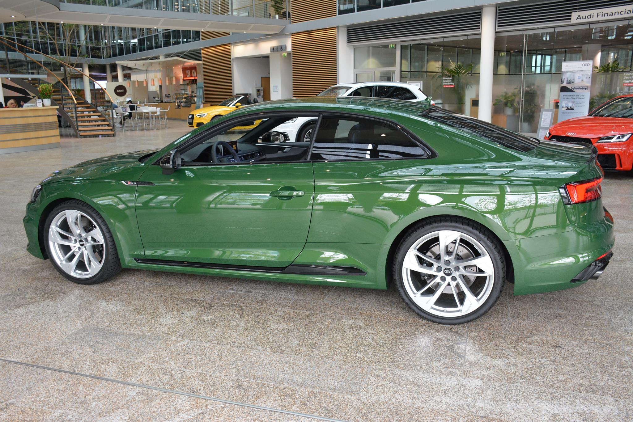 Audi RS5 Sonoma Green (2)