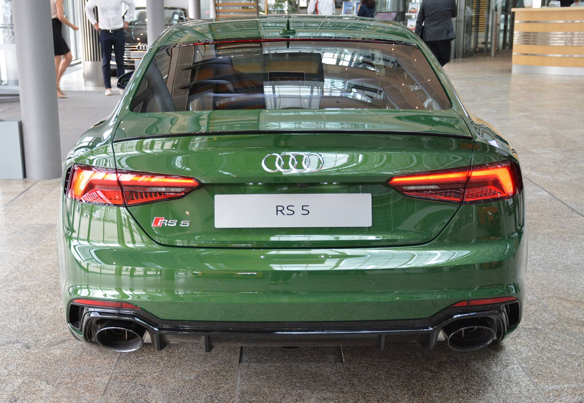 Audi RS5 Sonoma Green (3)