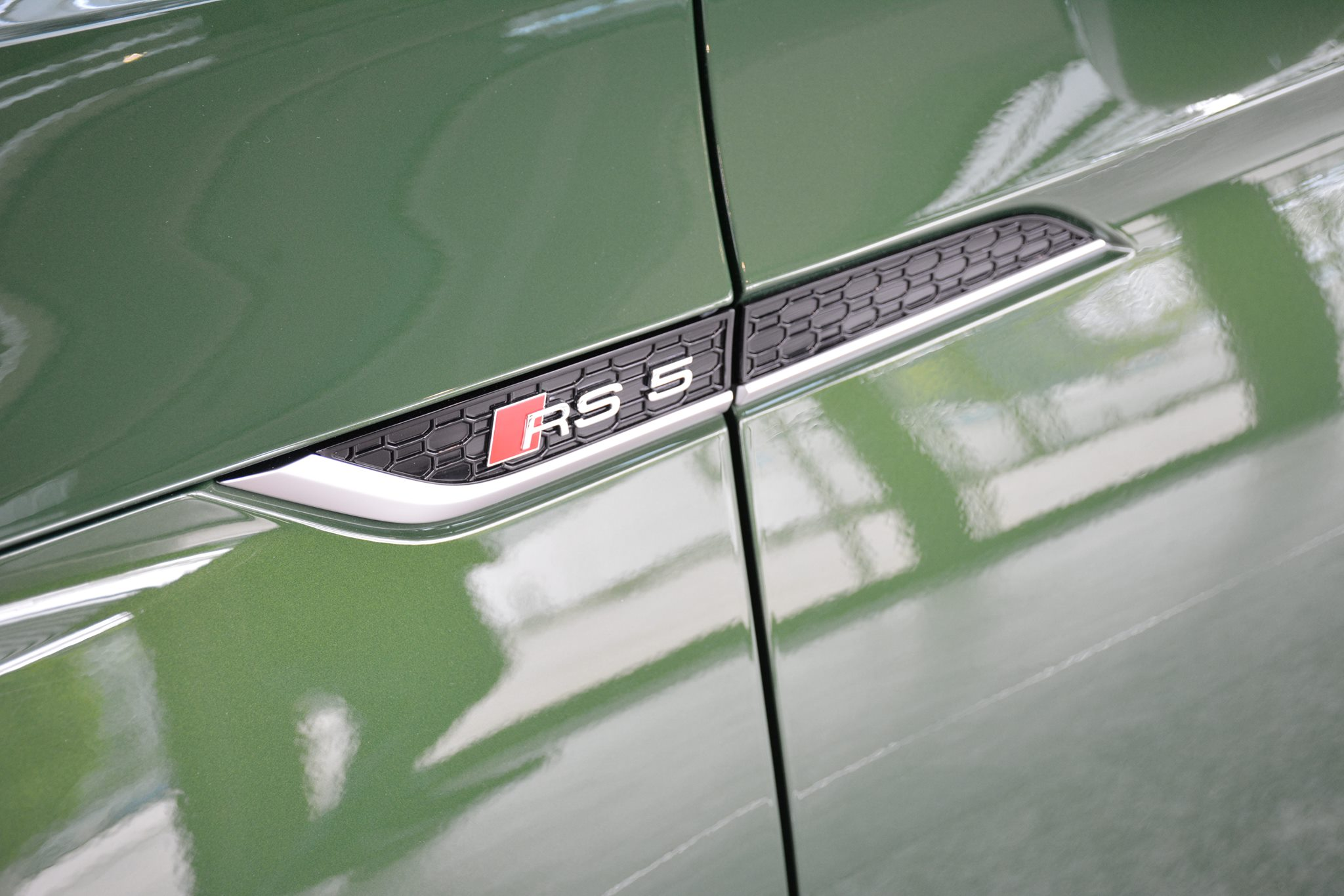 Audi RS5 Sonoma Green (4)