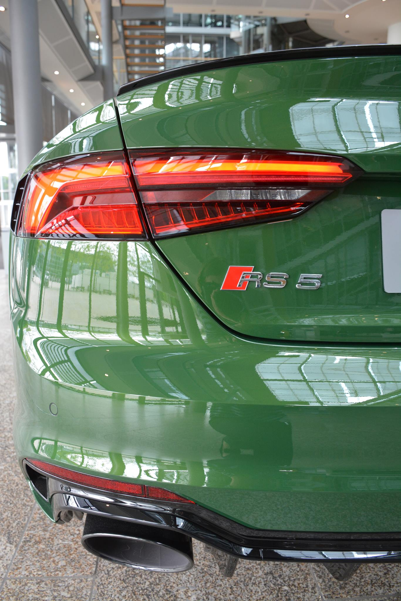 Audi RS5 Sonoma Green (6)