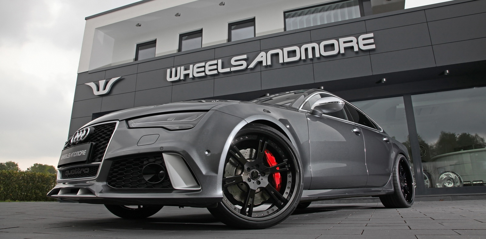 Audi RS6, RS7 and R8 by Wheelsandmore (21)