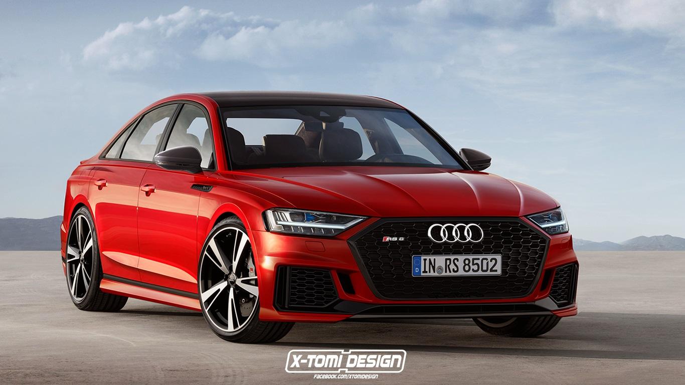 Audi RS8 2