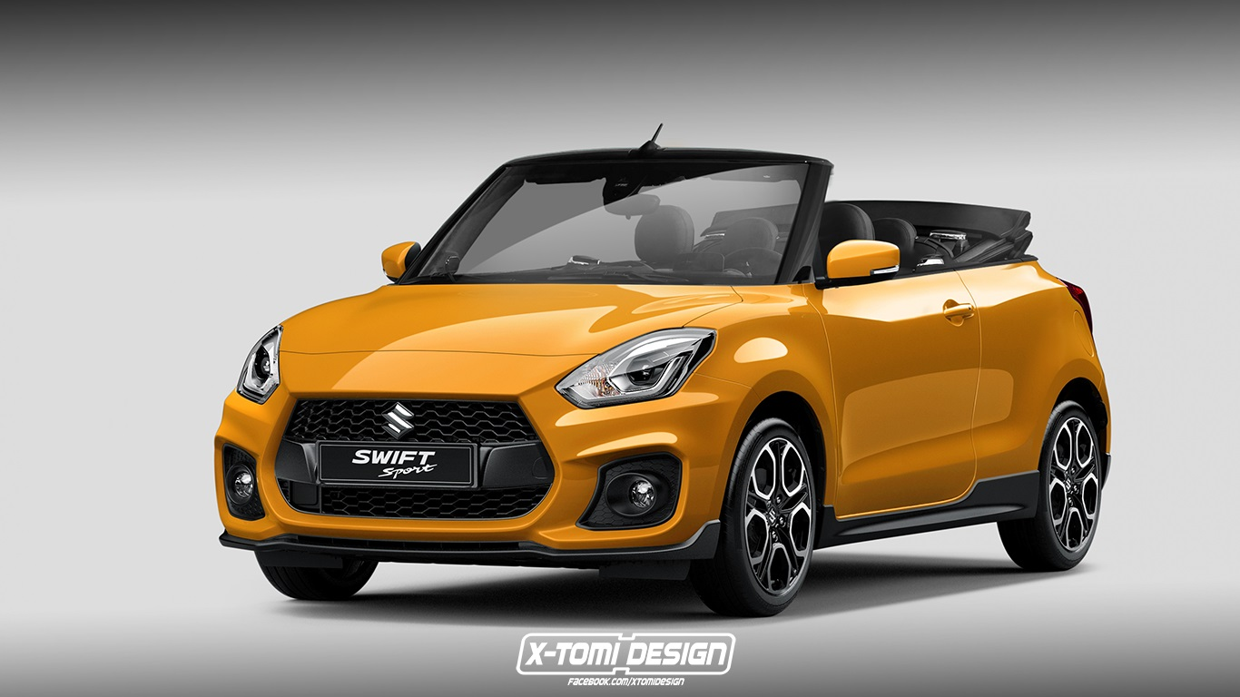 Suzuki Swift Sport Cabrio2