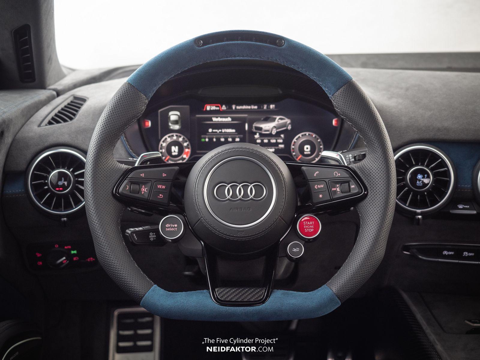 Neidfaktor Audi TT RS -17