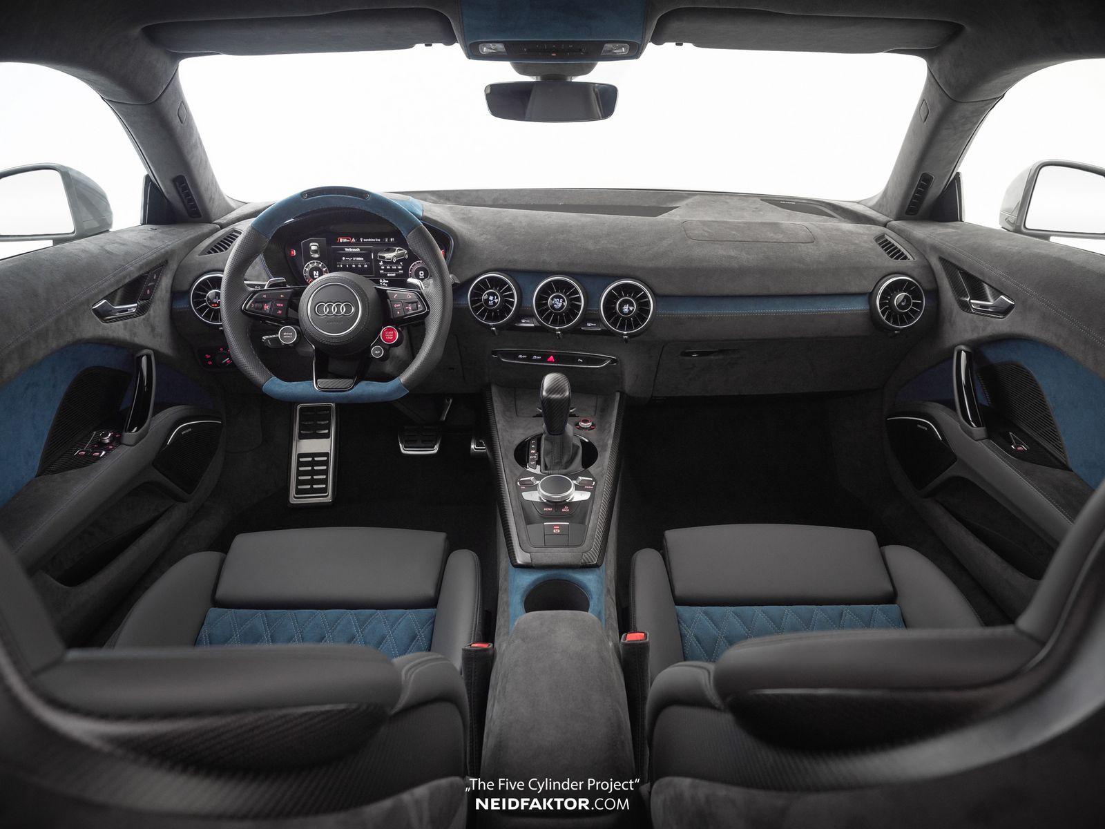 Neidfaktor Audi TT RS -26