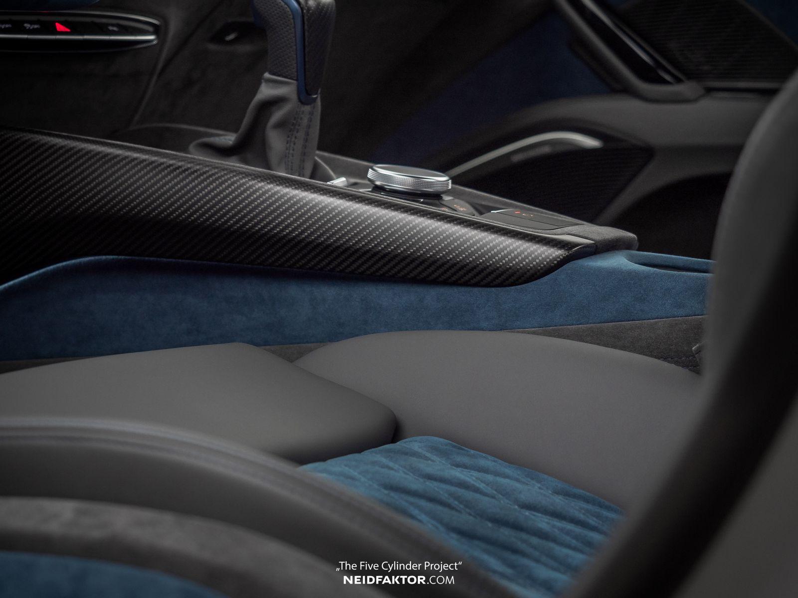 Neidfaktor Audi TT RS -35